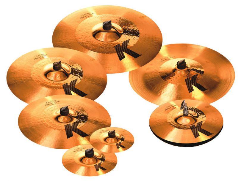 Zildjian K Custom Hybrid Series Cymbals