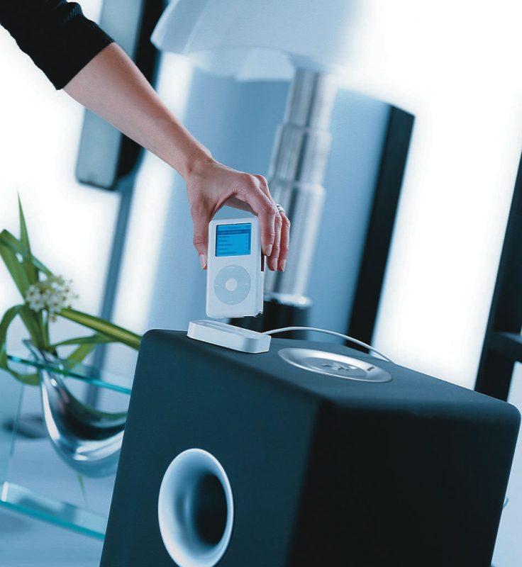 Focal iCub powered speakers