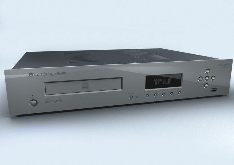 Cambridge Audio Azur 640H Music Server