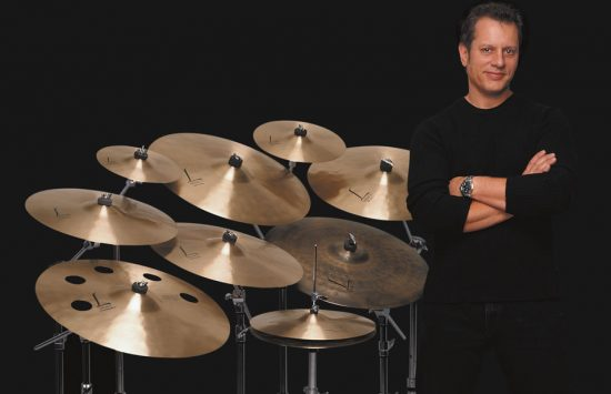 Sabian Dave Weckl Signature Legacy Cymbals image 0