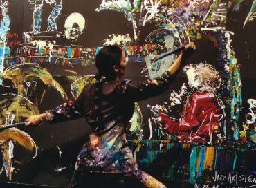 Lisa Thorson's JazzArtSigns: Unbound