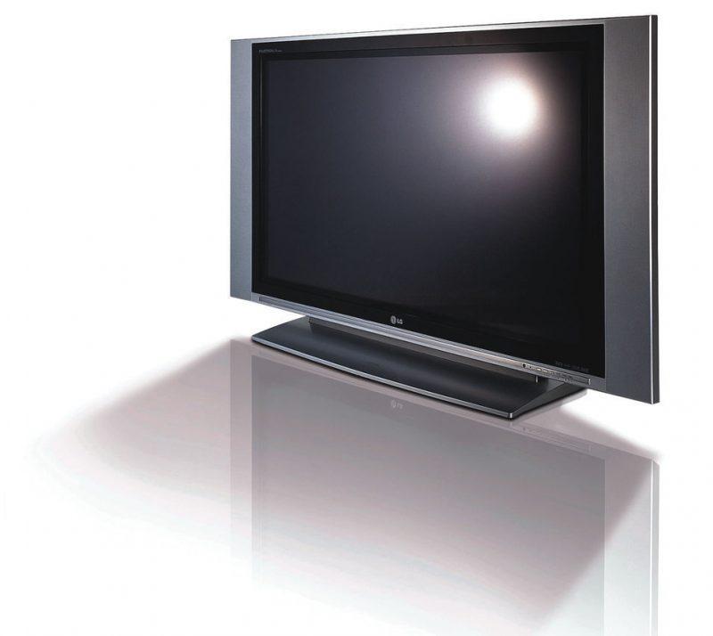 LG 50-inch 50 PX 1D Plasma Screen