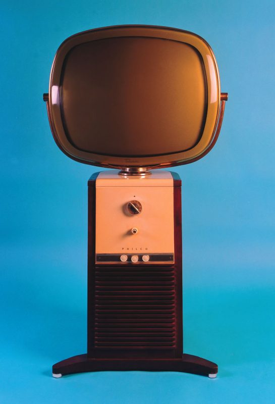 Vintage 1958 Philco Predicta TV