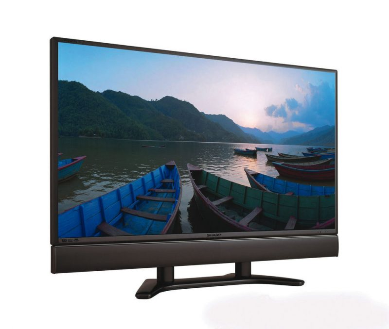 Sharp Aquos LC-5790U Flat Screen
