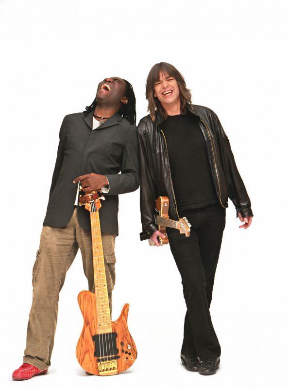 Richard Bona and Mike Stern
