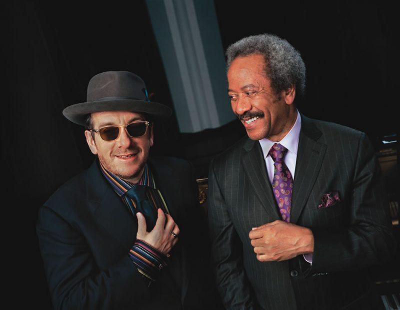 Elvis Costello and Allen Toussaint