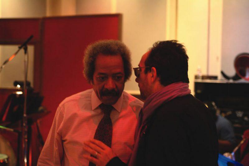Allen Toussaint and Elvis Costello