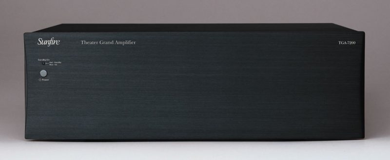 Sunfire TGA 7200 Amplifier