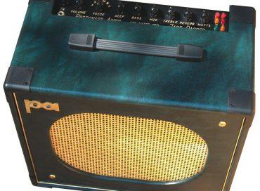 Pritchard Jade Dagger Amplifier