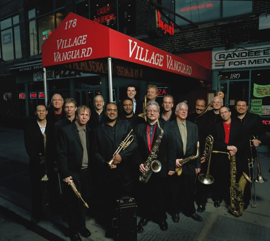 The Vanguard Jazz Orchestra image 0