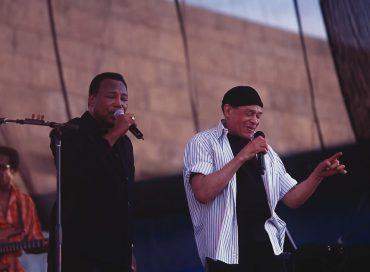 Al Jarreau and George Benson: A Long Time Coming