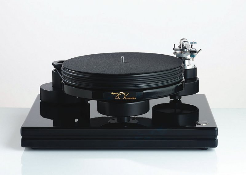 Nottingham Space Deck Turntable