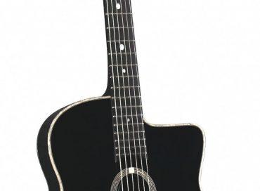 """Saga Gitane John Jorgenson """"Tuxedo"""" Guitar"""