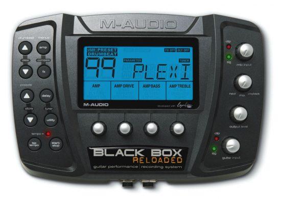 M-Audio Black Box image 0