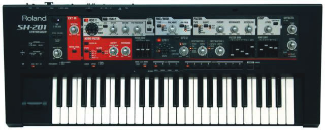 Roland SH-201 Synth
