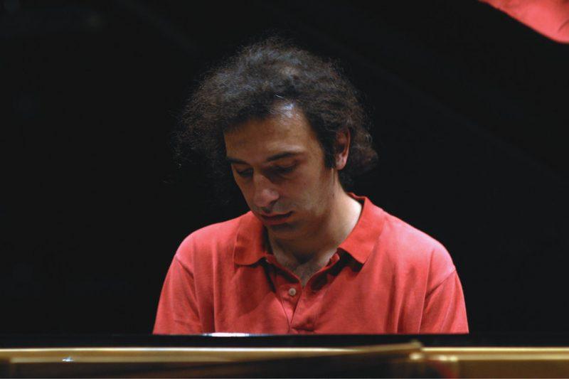 Steffano Bollani (c/o ECM Records)
