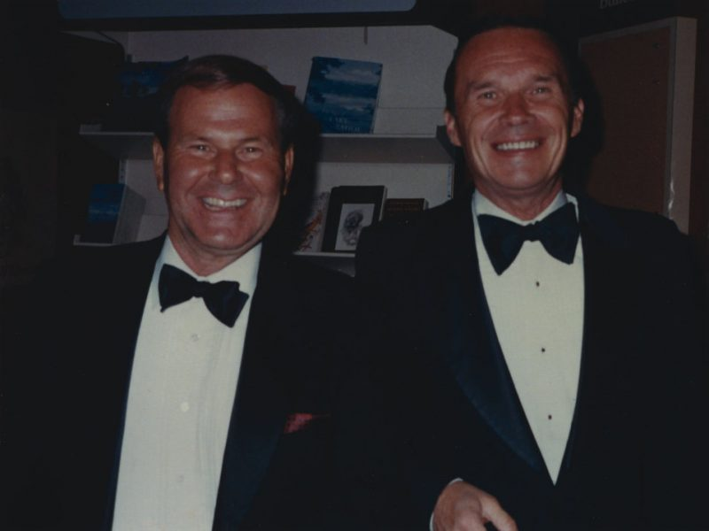 Jack Sheldon and Ross Tompkins