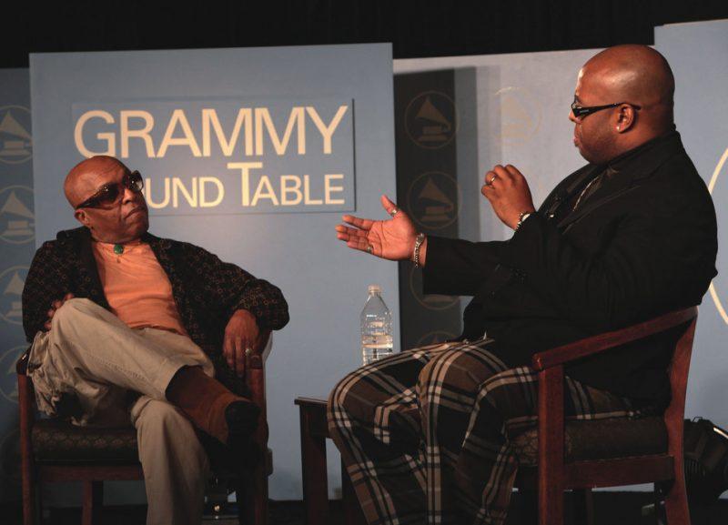 Christian McBride interviews ultra-hip Roy Haynes
