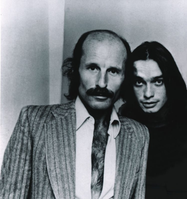 Joe and Jaco