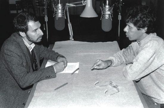 Ben Sidran with Chick Corea, 1985 image 0