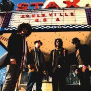 Soulive (L-R): Alan Evans, Eric Krasno, Toussaint and Neal Evans image 0