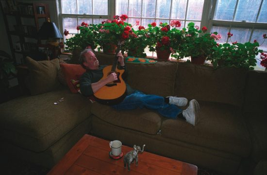 John Abercrombie at home image 0