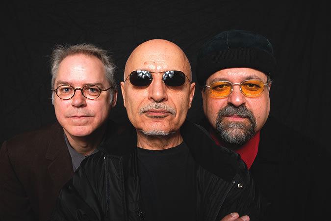 Motian Trio: Bill Frisell, Paul Motian and Joe Lovano