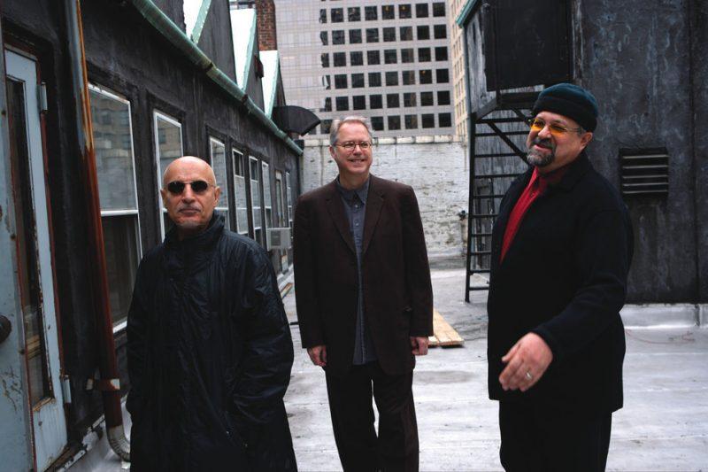 Paul Motian, Bill Frisell and Joe Lovano