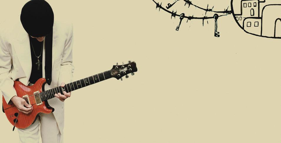 Carlos Santana: Seeing for Miles