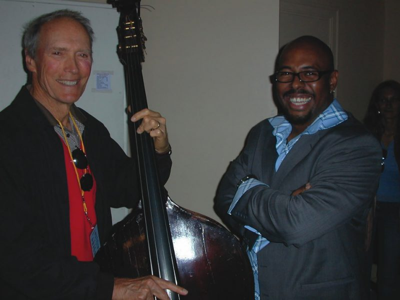 Clint Eastwood and Christian McBride