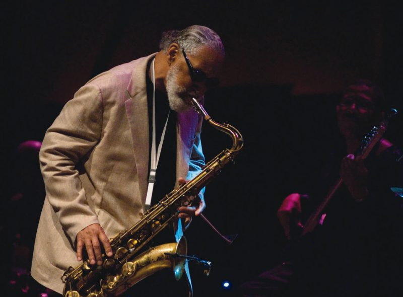Sonny Rollins at the 2007 Vancouver International Jazz Festival
