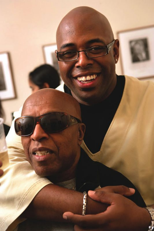 Christian McBride with Roy Haynes