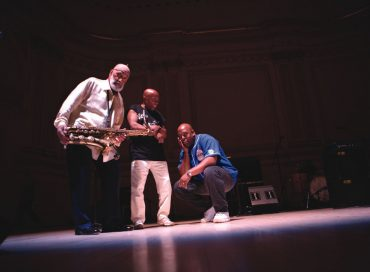 Photos: Sonny Rollins: Colossus Comes Home