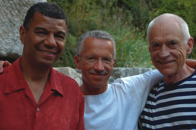 Jack DeJohnette, Keith Jarrett and Gary Peacock