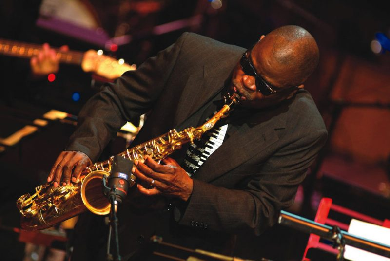 Maceo Parker: A Brand New Bag