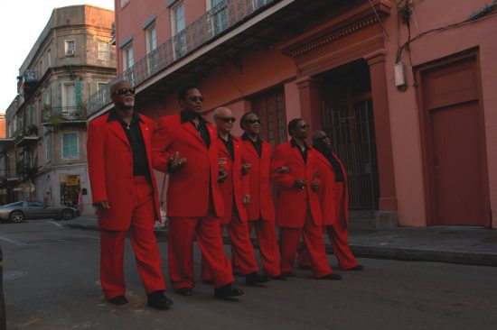 The Blind Boys of Alabama image 0