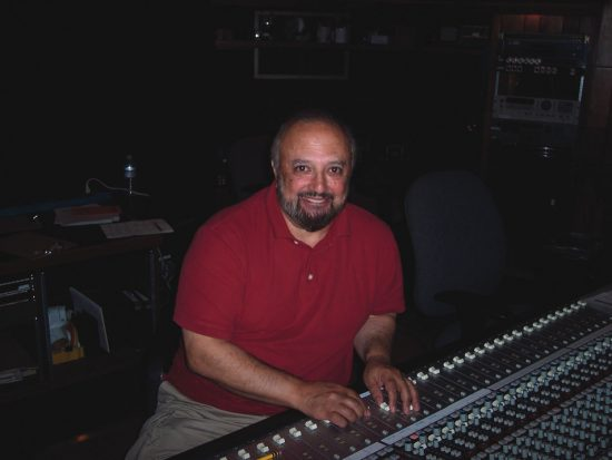 Jazz remastering engineer Joe Tarantino. image 0