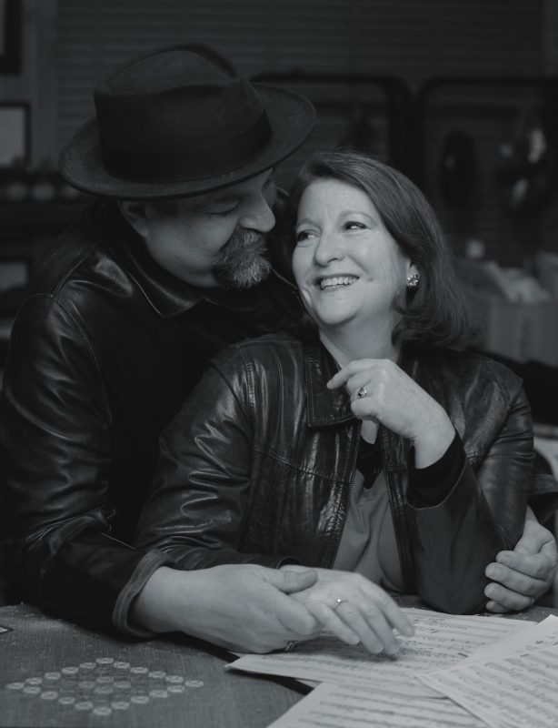Joe Lovano & Judi Silvano