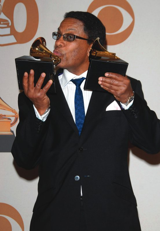 Herbie Hancock at the 2008 Grammy Awards