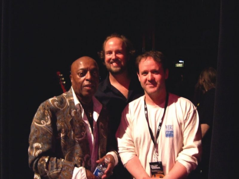 Roy Haynes with Phish's Page McConnell