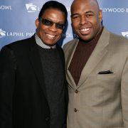 Herbie Hancock and Christian McBride image 0