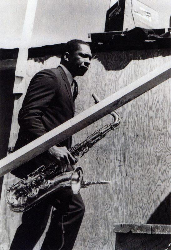 John Coltrane, Newport Jazz Festival, Newport, RI 1960