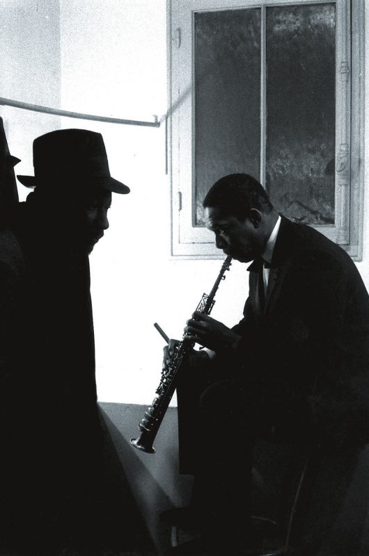 John Coltrane, The Olympia, Paris 1962
