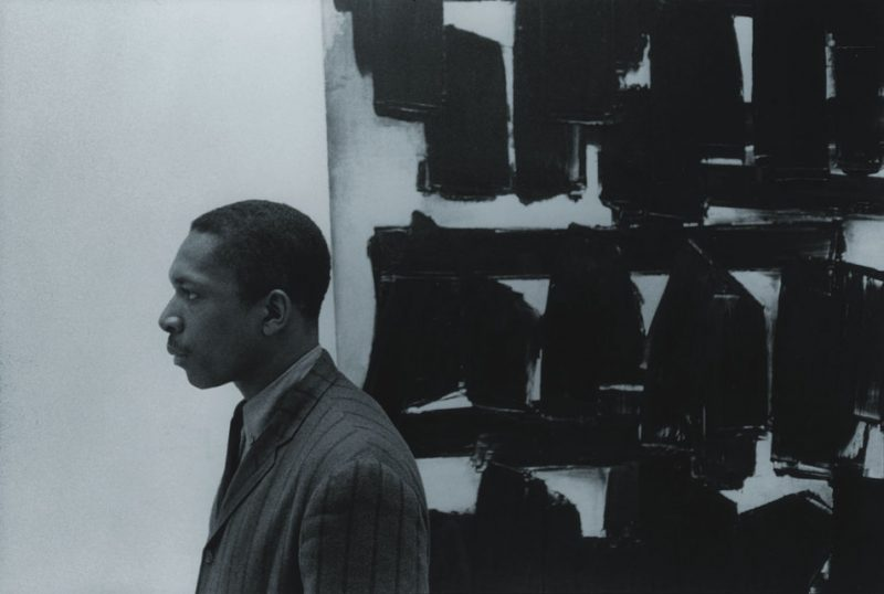 John Coltrane, The Guggenheim Museum, New York, NY 1960