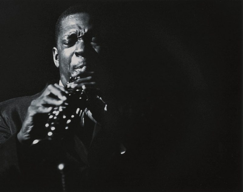 John Coltrane, The Village Gate, New York, NY 1961