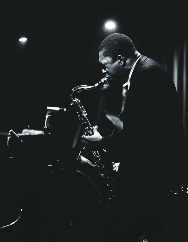 John Coltrane, The Jazz Workshop, Boston, MA 1963