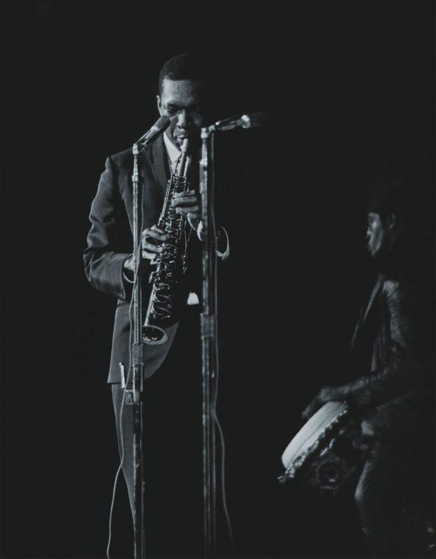 John Coltrane, Stanford University, Stanford, CA 1966