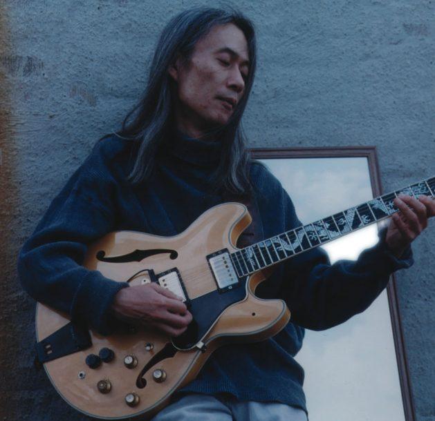Ryo Kawasaki of Satellites Records