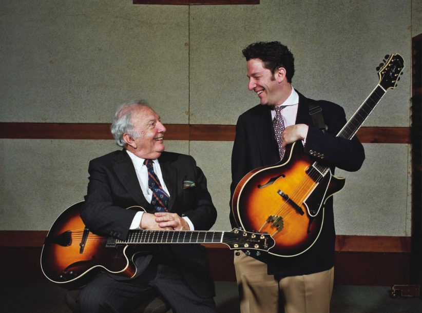 Bucky and John Pizzarelli
