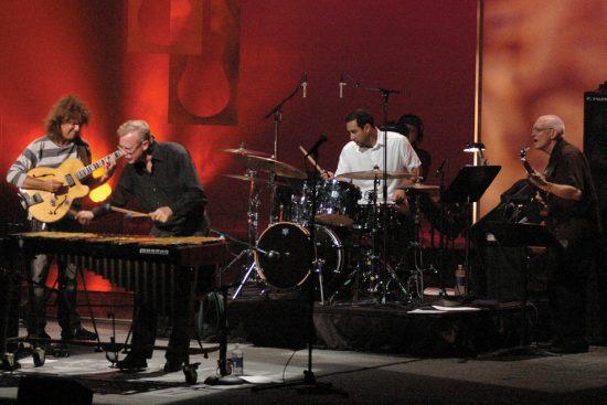 Gary Burton Quartet Revisited image 0